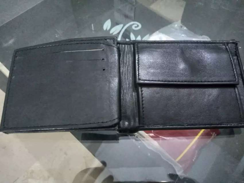 Imported Leather Wallet 0