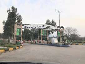 ICHS TOWN, Islamabad Cooperative Housing Society 5 Marla Plot for sale