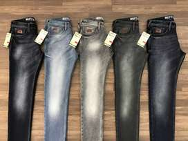 Jeans availabale for wholesale lot