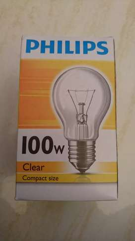 Lampu Philips 100w