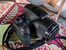 Kamera Sony h400 zoom 63x