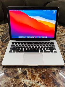 Macbook Pro (Retina, 13 inch, Mid 2014) in Mint Condition