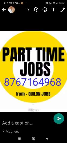We are looking for intelligent employee who can handle work easily