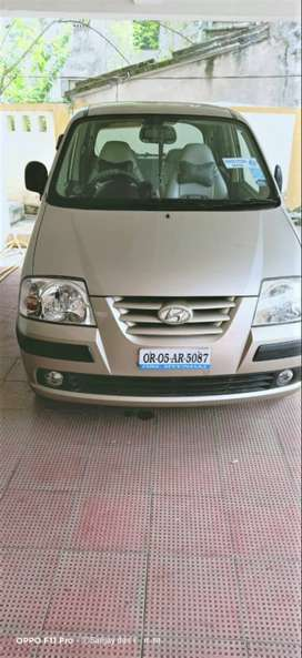 Hyundai Santro Xing 2011 Petrol Well Maintained