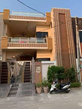 Ready to move homes in baba darshan Singh Avenue