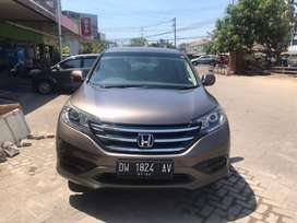 Cash atau Credit DP 10jt saja Honda CR-V 2.0 Automatic 2013