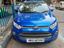Ford ecosport EcoBoost trend plus in showroom condition original paint