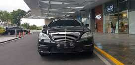 MERCY S350L AT 2012 BLACK EXCELLENT CONDITION NOPIL