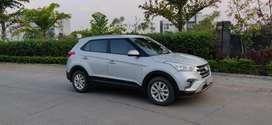 Hyundai Creta 2018 Diesel 25500 Km Driven 5yrs Extended Warranty