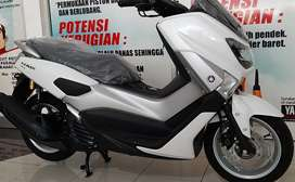 Nmax non abs OLD 155cc vva putih METALIC nik 2020