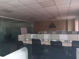 2250 sq ft furnished office on rent in pride icon kharadi