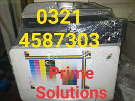MP C305SP/MP C305SPF color Photocopier and Printer and Scanner