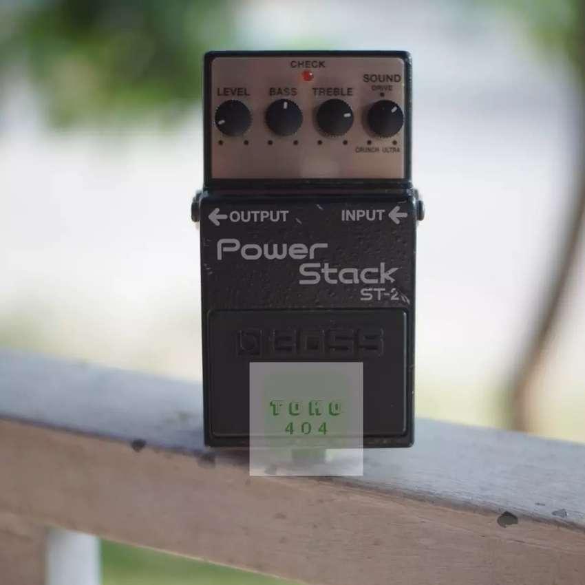 BOSS ST-2 Power Stack 0