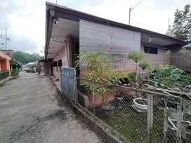 Dijual Rumah Permanen Pinggir Jalan