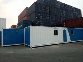 Container Kontainer Office 40ft Harga Hemat