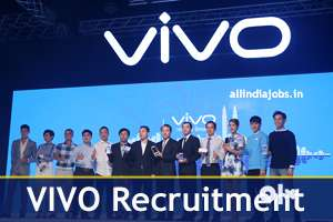 Vivo process hiring fresher/ Exp. for Sales/Back Office/ CCE 0