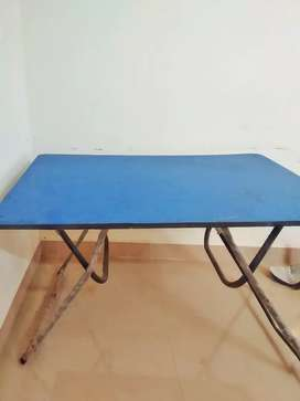 Foldable dining table multipurpose