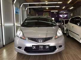 Honda Jazz RS 2010 AT Silver Aslibali Lowkm TT Swift Yaris Agya Ayla