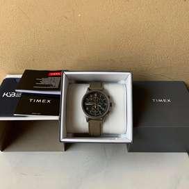 Jam Tangan Timex The Scovill Chronograph TW2R47200