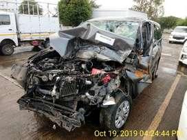 Maruti Suzuki Ertiga LXi CNG, 2014, Diesel