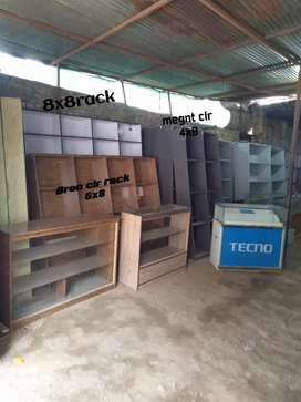 Racks counters for sell