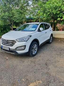 Hyundai Santa Fe 2015 Diesel Well Maintained