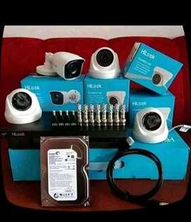 PAKET KAMERA CCTV CAMERA HILOOK BY HIKVISION DLL BERGARANSI