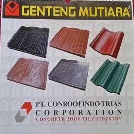 Pabrik Genteng MUTIARA Flat MULTILINE - Flat BATU - Flat POLOS
