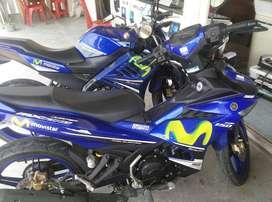 Jual Motor Pribadi | Yamaha Jupiter MX King & Yamaha Vixion