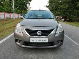 Nissan Sunny XL D, 2012, Diesel