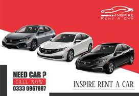 24/7 Rent a car service, Rent out your own car in safe/ secure hand