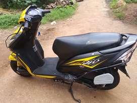 Honda Dio   fully condition