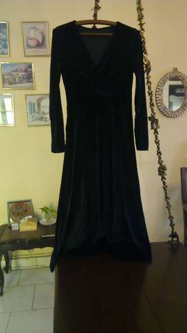 Emerald Green Party Gown(M)