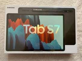 Samsung Tab 7 New belum buka segel