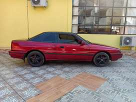 Mazda MX6 coupe 2 pintu th 90 MT barang langka