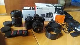 Canon Eos M50 fullset