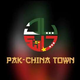Pak China Town Plot For Sale