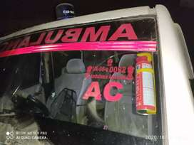 Tata Sumo Grande 2010 ambulance