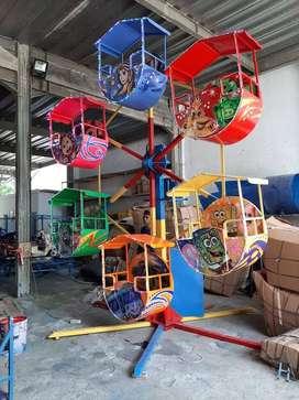 Playground taman EK bianglala odong kincir besar