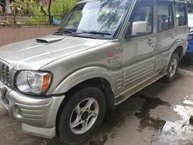 Mahindra Scorpio VLX 2WD ABS AT BS-III, 2009, Diesel