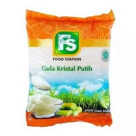 Gula Pasir FS 1 Kg