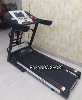 Alat Olahraga Lari Di Tempat Treadmill Elektrik TL-650 Otomatis