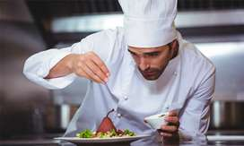 Required a chef having good cooking skills of tandoor and chinese ,