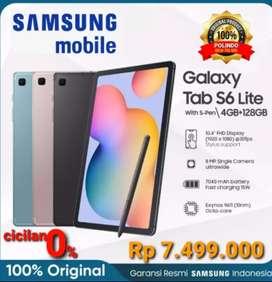 SAMSUNG GALAXY TAB S6 LITE 4/128 GB WITH S-PEN