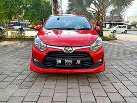 Toyota Agya 1.2 TRD G MT 2017
