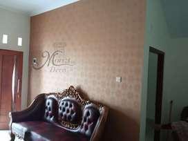 Wallpaper kuwalitas impor free pasang