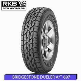 Bridgestone Dueler D697 AT Size 245/70 R16 Ban Mobil Ford Everest