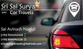 Sri Sai Surya Car Travels