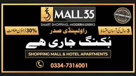 FANTASTIC OFFER SHOPS FOR SALE  mall 35, SADDAR RAWALPINDI