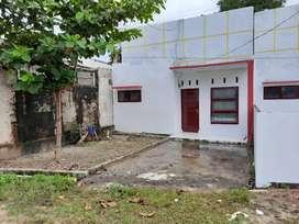 Rumah tinggal+kos-kosan Dijalan Melati,Panam